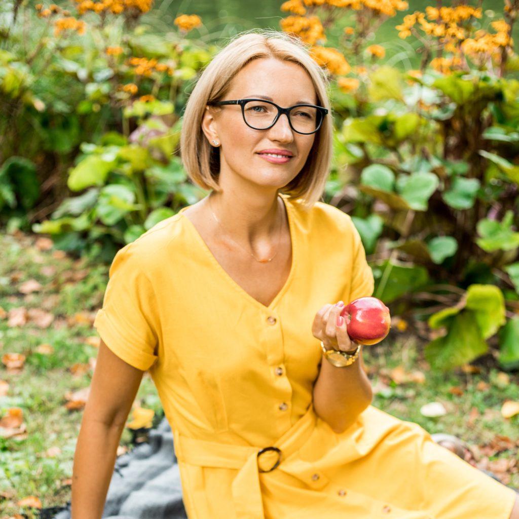 Diet Coach Agata Jasińska Szczęście od kuchni