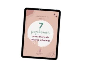 eBook 7 przekonań przez które nie można schudnąć