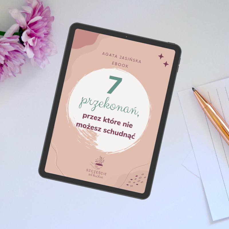 eBook 7 przekonań przez które nie możesz schudnąć