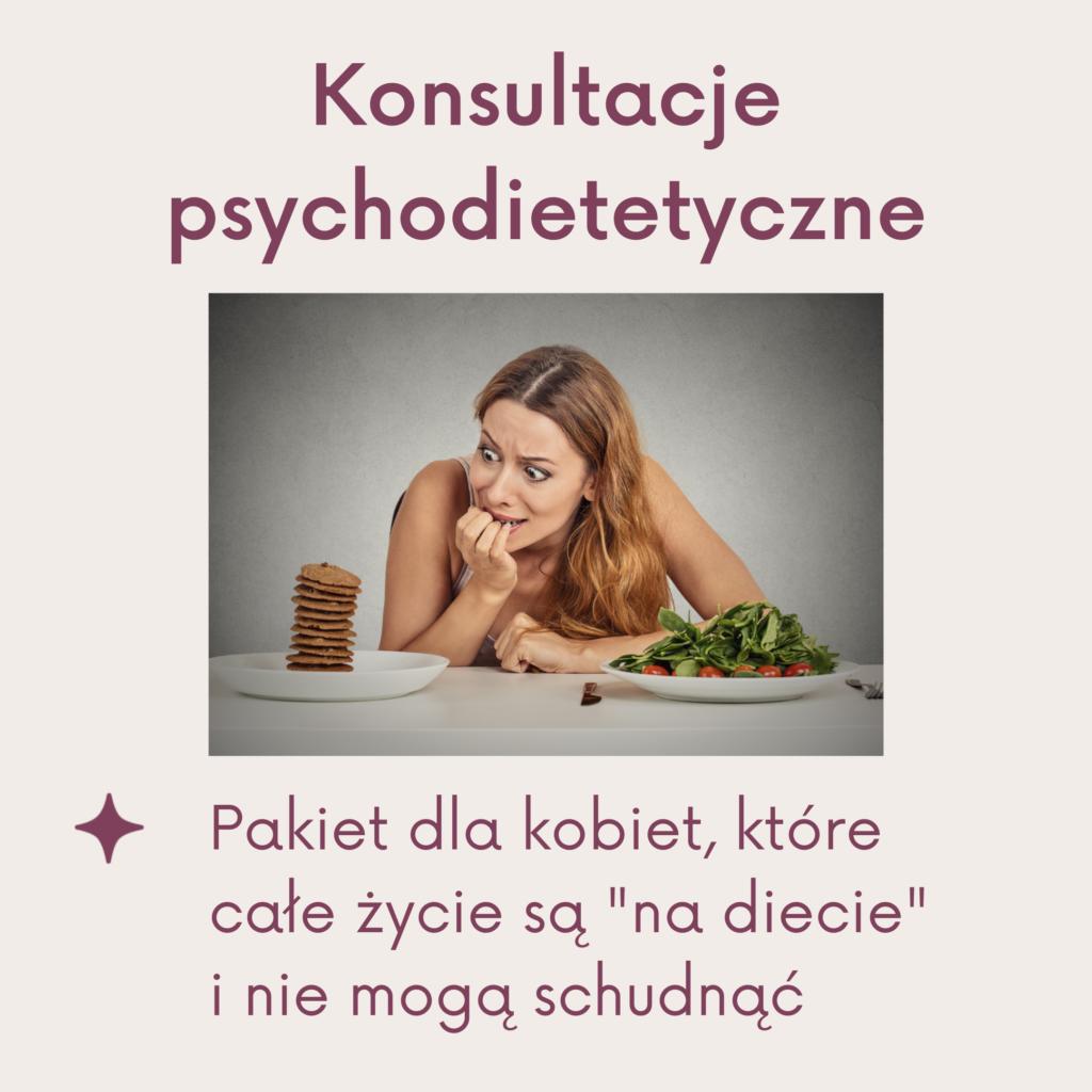 Psychodietetyk Diet Coach Agata Jasińska Szczęście od kuchni Kurs Intuicyjnego Odchudzania
