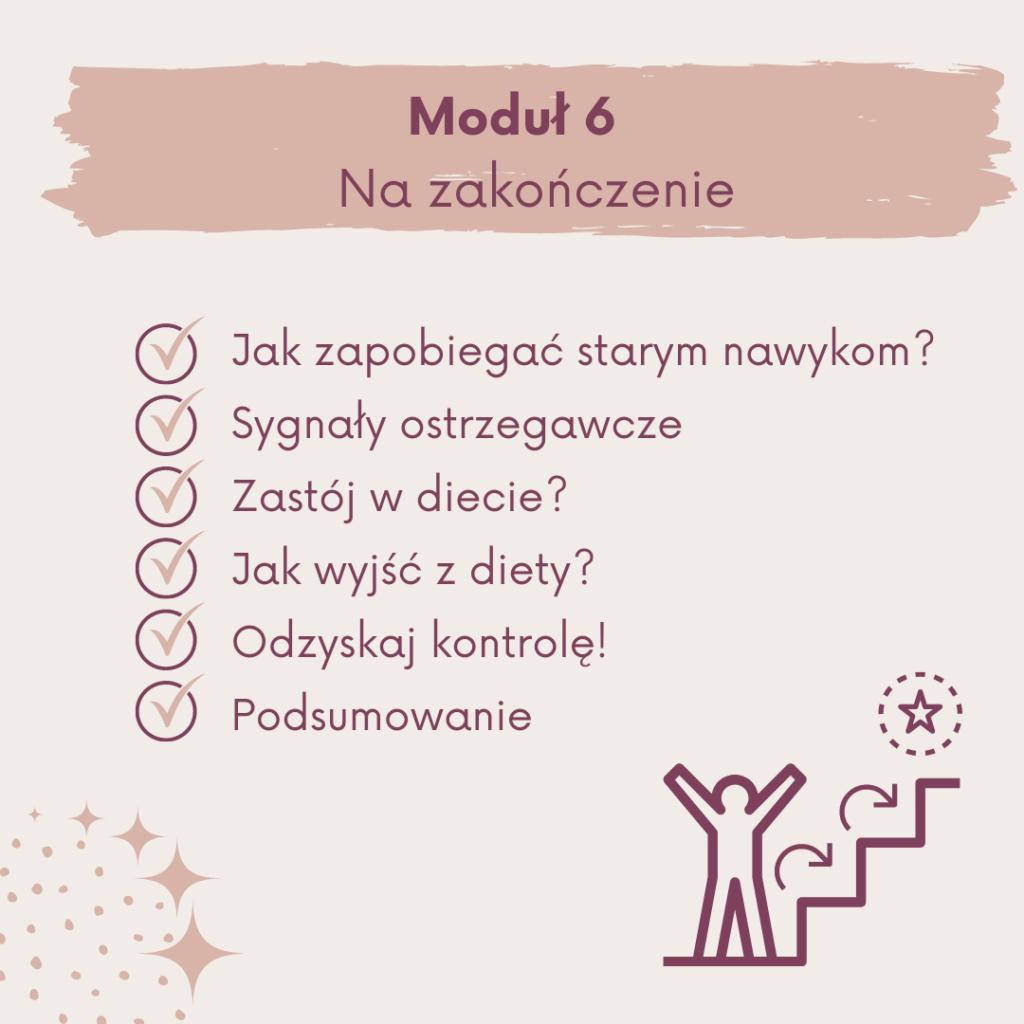 Kurs online Odchudzanie od kuchni Szczęście od Kuchni Agata Jasińska